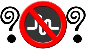 Удалить Musical.ly